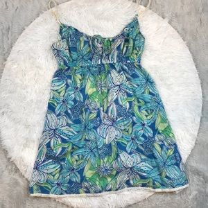 Lily Pulitzer Floral Tank Top